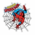 Decal Sticker - Car Truck SUV - Stick Onz - Marvel Comics - Spider-Man