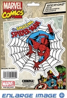 Decal - Marvel Comics - Spider-Man