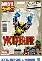 Decal - Marvel Comics - Wolverine