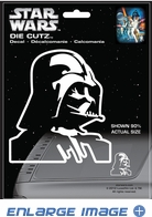 Die-Cut Decal - Star Wars - Darth Vader
