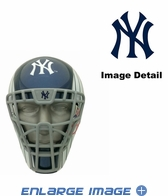 Fanmask with Strap - New York Yankees