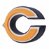 Foam Logo - 3D with Strap - Chicago Bears