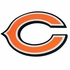 3D Large Foam Logo - Wall Sign - NFL - Chicago Bears