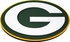 Foam Logo - 3D with Strap - Green Bay Packers