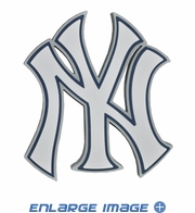 Foam Logo - 3D with Strap - New York Yankees