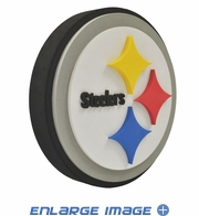 Foam Logo - 3D with Strap - Pittsburgh Steelers