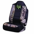 Front Car Truck SUV Bucket Seat Covers - Bone Collector Camo - PAIR
