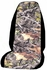 Front Car Truck SUV Bucket Seat Covers - Hawg Camo - Pair