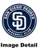 Front Car Truck SUV Bucket Seat Covers - MLB - San Diego Padres - Pair