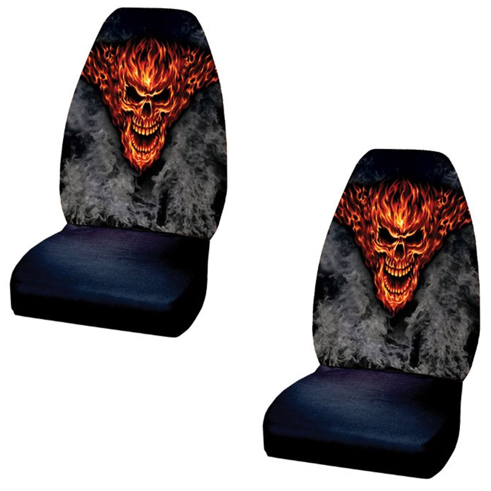 Orange Jeep Seat Covers