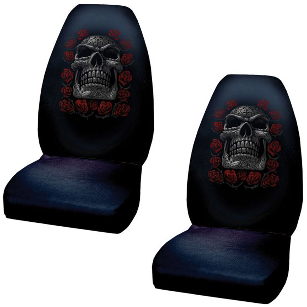 Gothic Car Seat Covers Velcromag