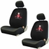 Front Car Truck SUV Low Back Bucket Seat Covers - Betty Boop - NYC Skyline - PAIR