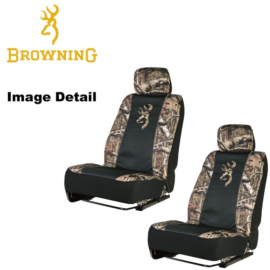 Browning Truck Seat Covers