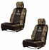 Front Car Truck SUV Low Back Bucket Seat Covers - Duck Dynasty - Pair