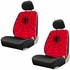 Front Car Truck SUV Low Back Bucket Seat Covers - Marvel Comics - Spider-Man - PAIR