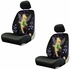 Front Car Truck SUV Low Back Bucket Seat Covers - Tinker Bell - Mystical - PAIR