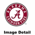 Front Universal-Fit Bucket Seat Covers - UA University of Alabama Crimson Tide - Pair