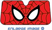 Front Windshield Sunshade - Accordion Style - Car Truck SUV - Marvel Comics - Spider-Man