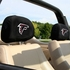 Headrest Covers - Car Truck SUV - Atlanta Falcons - Pair