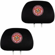 Headrest Covers - Car Truck SUV - NCAA - Louisiana at Lafayette - pair