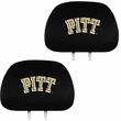 Headrest Covers - Car Truck SUV - NCAA - Pittsburgh Panthers - pair