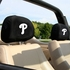 Headrest Covers - Car Truck SUV - Philadelphia Phillies - Pair