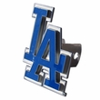 Hitch Plug Receiver Cover - Metal - MLB - Los Angeles Dodgers