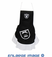 Hostess Apron - Women - Oakland Raiders