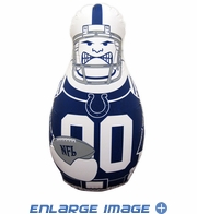 Inflatable Tackle Buddy Bop Bag - Indianapolis Colts