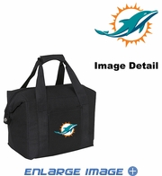 Insulated Cooler Lunch Bag - 12 Pack - Miami Dolphins