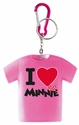 Key Chain and Coin Holder - Car Truck SUV - Disney - Minnie Mouse