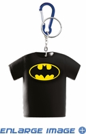 Key Chain - Coin Holder - Batman Logo