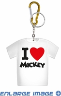 Key Chain - Coin Holder - Mickie Mouse