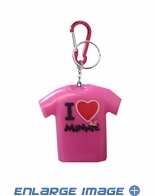 Key Chain - Coin Holder - Minnie Mouse