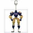 Key Chain - FOX Sports Cleatus Robot - 3 Inch - NFL - Los Angeles Rams