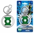 Key Chain - Pewter - DC Comics - Green Lantern - Logo