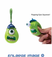 Key Chain - Popping Eyes - Monsters University - Mike