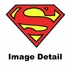 Key Chain - Soft Touch - DC Comics - Superman - Logo