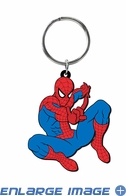 Key Chain - Soft Touch - Marvel Avengers - Spider-Man