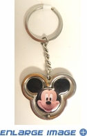 Key Chain - Spinner - Mickey Mouse