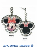Key Chain - Spinner - Minnie Mouse
