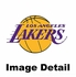 Lanyard with Key Chain Clip and Velcro closure - White - Los Angeles Lakers