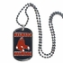 Necklace - Dog Tag - Boston Red Sox