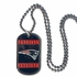 Necklace - Dog Tag - New England Patriots