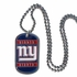 Necklace - Dog Tag - New York Giants