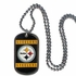 Necklace - Dog Tag - Pittsburgh Steelers