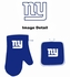 Oven Mitt and Potholder - Kitchen Set - New York Giants