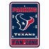 Parking Sign - Houston Texans - FAN ZONE