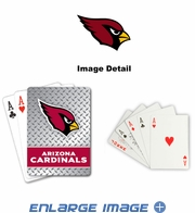Playing Cards - Blackjack Poker - Arizona Cardinals