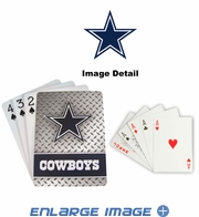 Playing Cards - Blackjack Poker - Dallas Cowboys